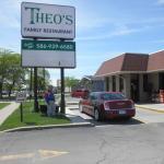 Theo's Family Restaurant