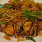 King Prawn, Cha Siu and Ho fan Noodles