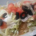 Enchilada, 1/3 of combo meal