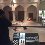 old Bahrain lifestyle displays