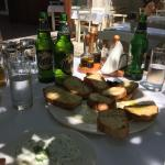 Söndagsmiddag m min grekiska familj