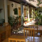Comedor-patio