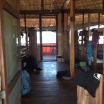 Foto de Surfing Turtle Lodge