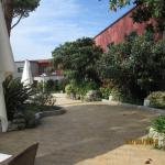Garden at the Hotel Salles