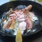 La choucroute de la mer (spécialité)