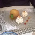 Sablé breton à la pomme