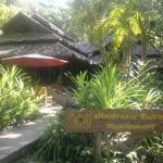 ภาพถ่ายของ Open-Air Restaurant at Fern Resort