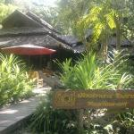Photo of Open-Air Restaurant at Fern Resort