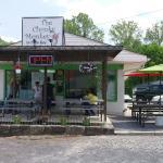 Chunky Monkey Ice Cream Shop