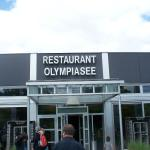 Restaurant Olympiasee Foto