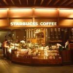 ภาพถ่ายของ Starbucks Coffee, Umeda Tsutaya Book Store