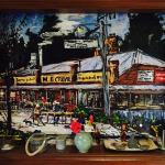 """Selection of photos that make Crowes restaurant  a place """"where good friends meet""""."""