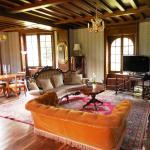 Mike and Zina have lovingly renovated every room in the chateau.