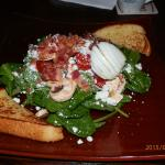 Yay - Spinach salad!!!!!!!!!!!!!
