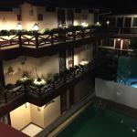Alldeles utmärkt hotell för detta pris, trevlig och hjälpsam personal. Enda minus stopp i avlopp