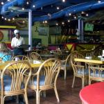 Conch Fritters interior