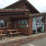 Entrance - Dacre Lakeside Park Photo