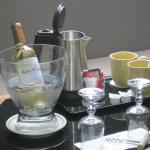 Welcome from hotel as part of Tete-a-Tete package