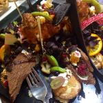 Great buffets here, loved dining in Seven Seas. There's something here to suit every taste.