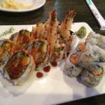 Amazing sushi !! So yummy!!