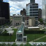 Window View - W Montreal Photo