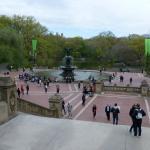 Bethseda Fountain