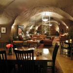 Larger tasting room
