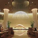 The Lobby at the Peninsula Tokyo Photo
