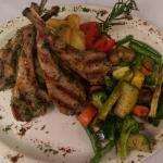 Grilled Lamb Chop :)