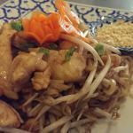 Pad Thai Checken
