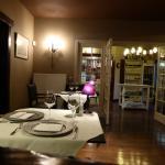Restaurant et sa cuisine