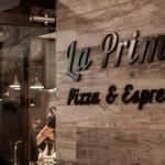 Φωτογραφία: La Prima Pizza Restaurant