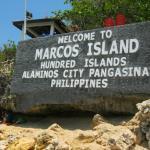 Island hopping at Alaminos 100 Islands