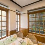 The Tharavadu Multi Cuisine Restaurant.  Serving an extravagant spread of Global Cuisine