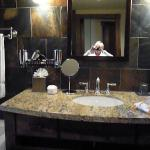 I want this bathroom at home/washer and dryer in closet in bathroom