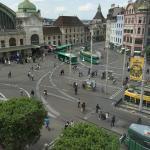 Foto de Schweizerhof Basel Hotel