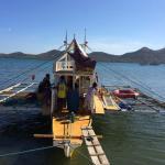 Our bangka boat