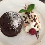 Moelleux au chocolat guayaquil anis et noisette