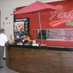 Restaurante en el Larcomar