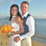 Wedding Picture on the Beach May 21st, 2015