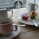 un ottimo cream tea