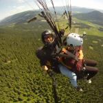 flying high near Lumby
