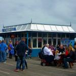 Oceans Cafe, Llandudno Pier