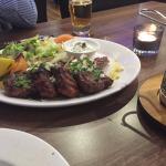 Large Pork chop, Lamp chops, pork kebab