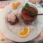 Excellent dessert, le meilleur!