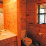 Cabin 2 bathroom