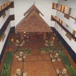 Salon au 7ème étage