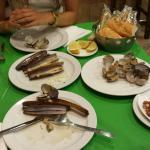 Impresionante la comida y mejor el servicio sobre todo un camarero llamo Juan que amenizó muchís