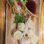 Steamed shumai was fabulous!