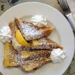 Lemon Twist French Toast